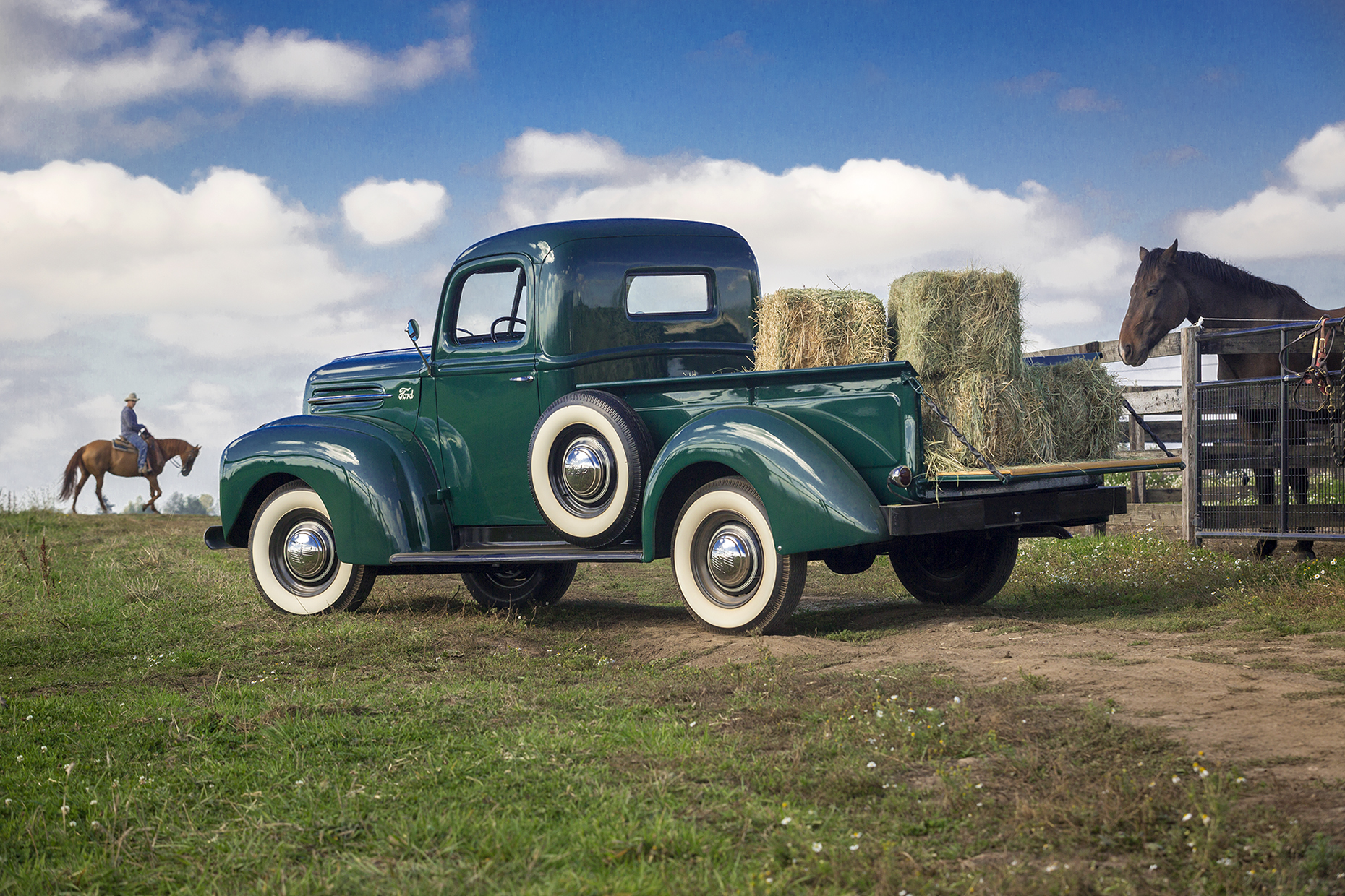 LeMay -1946 Ford Pick-Up