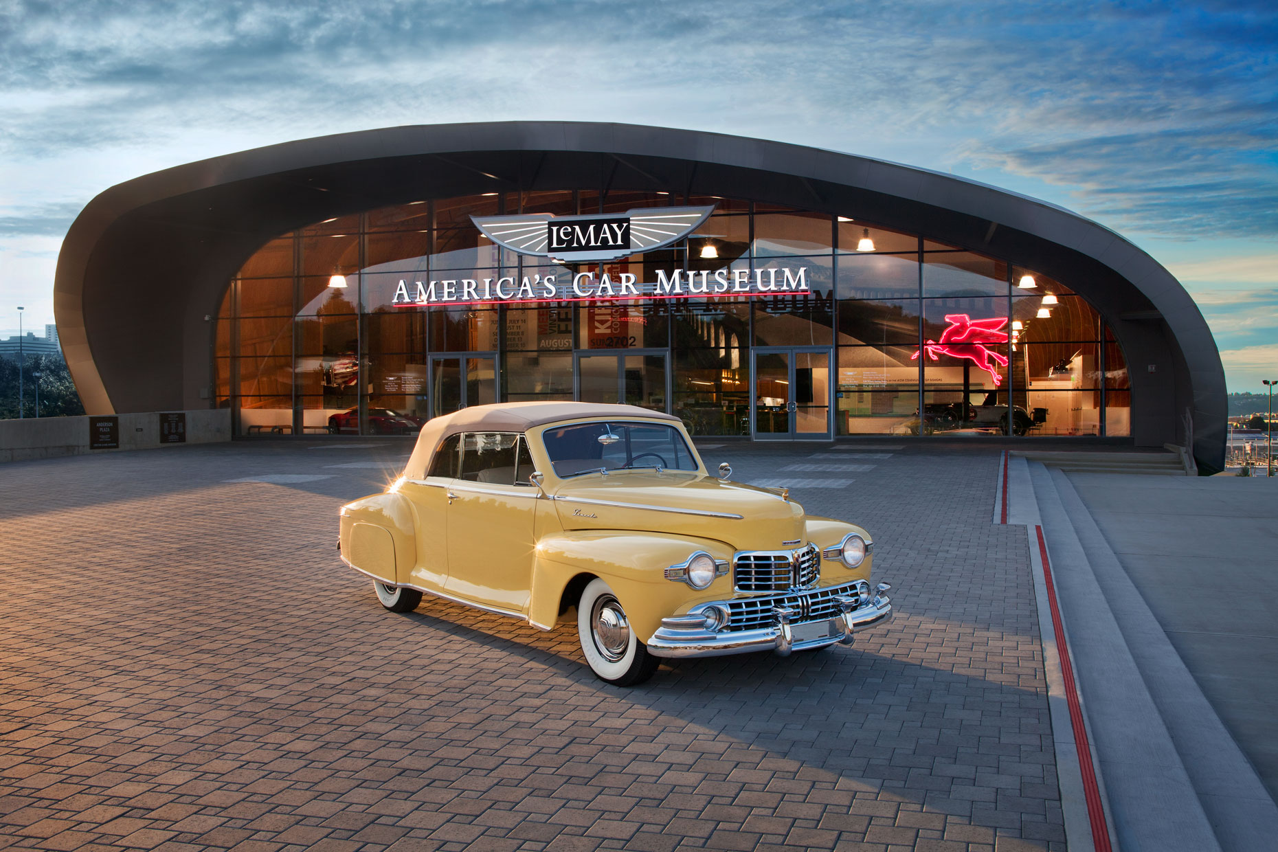 MCraft_LeMay_1947Lincoln_OnThePlaza