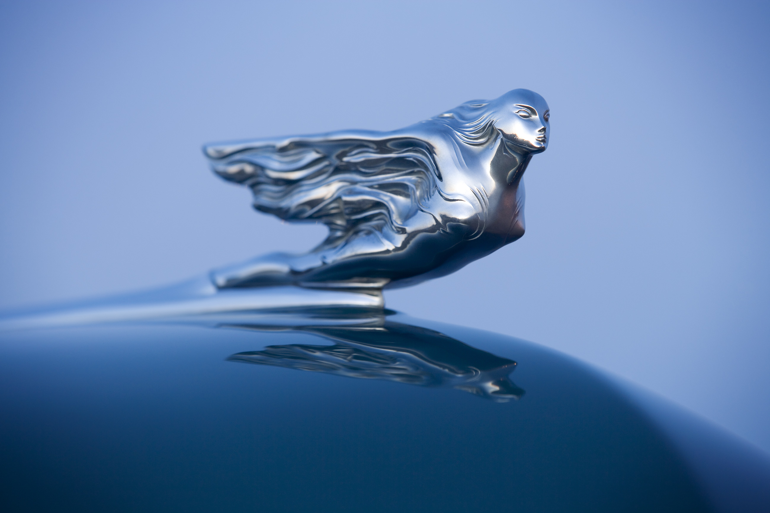 1941 Cadillac - Hood Ornament